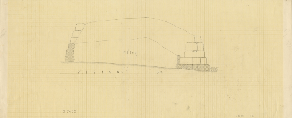 Maps and plans: G 7450, Section