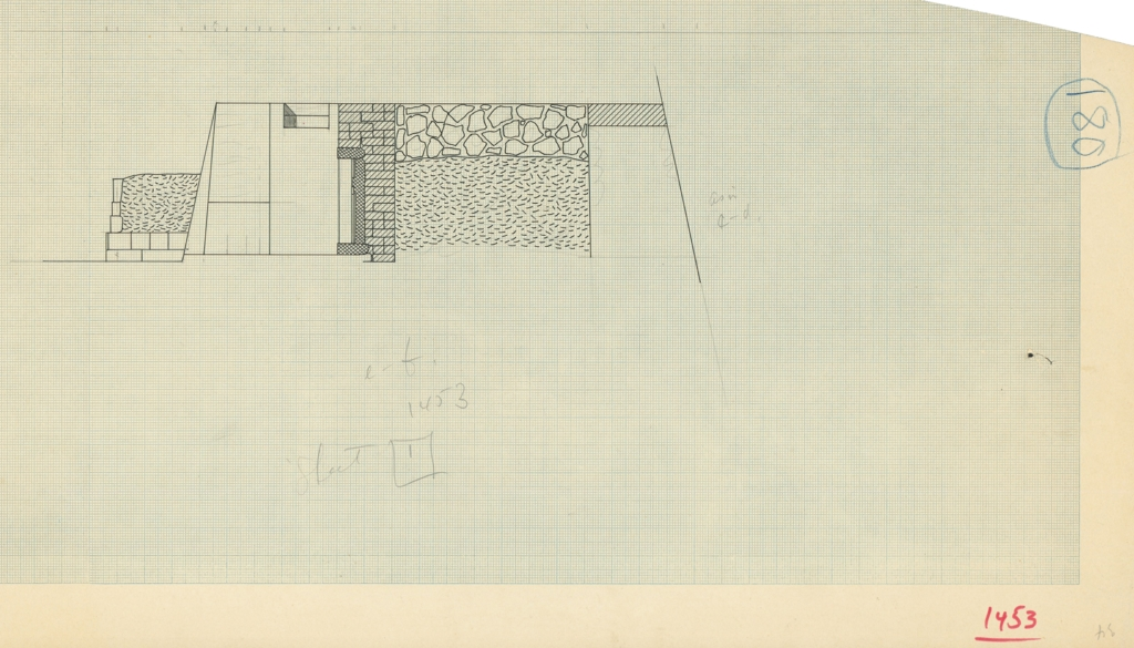 Maps and plans: G 1453, Section