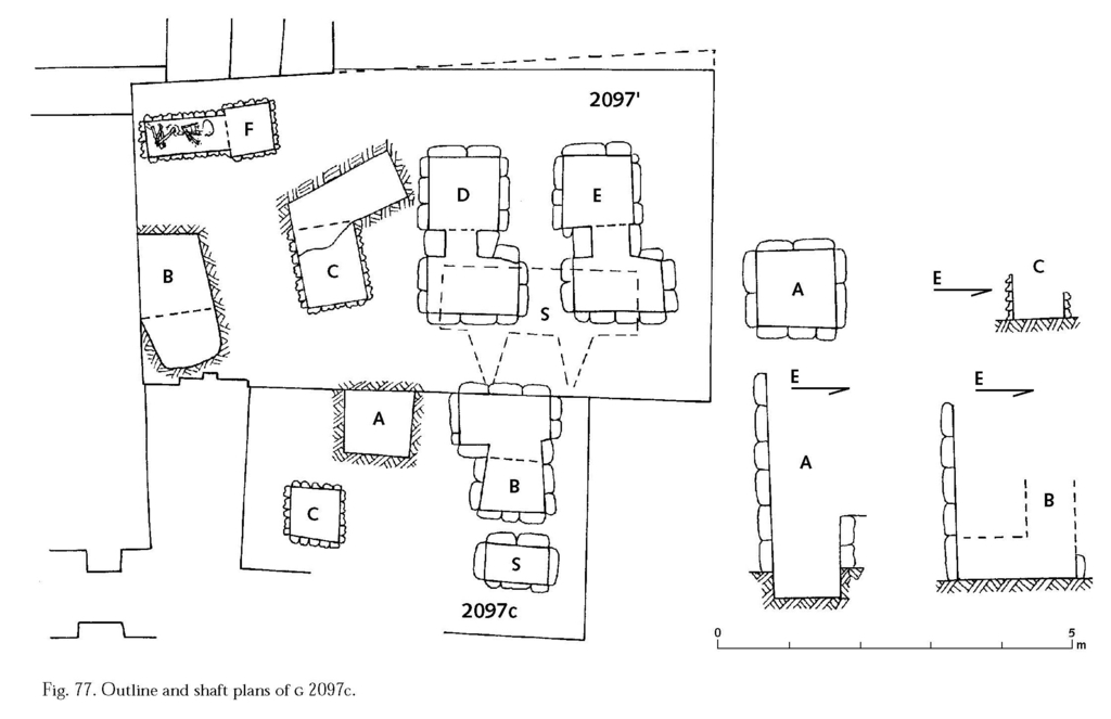Maps and plans: G 2097, Plans and sections