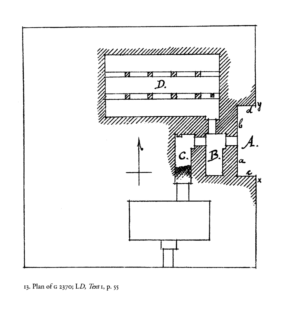 Maps and plans: G 2370, Plan