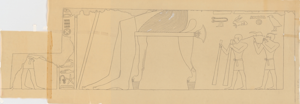 Drawings: G 5110: S jambs