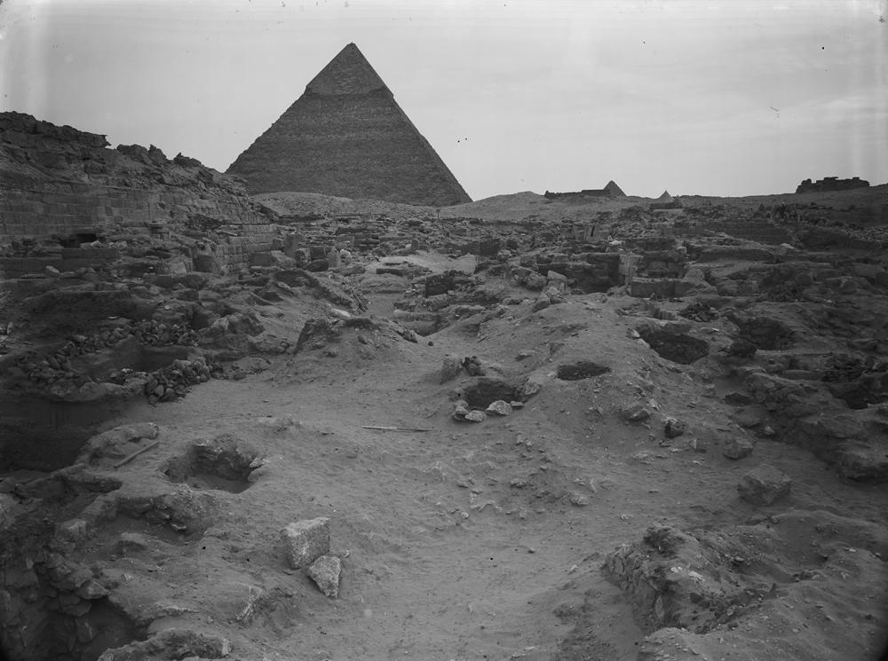 Western Cemetery: Site: Giza; View: G 1060, G 1080, G 1061, G 1074, G 1072