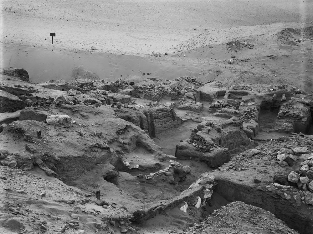 Wadi Cemetery (Reisner; north of W. Cem): Site: Giza; View: GW 16, GW 31, GW 32, GW 33, GW 34, GW 35, GW 36, GW 37, GW 38