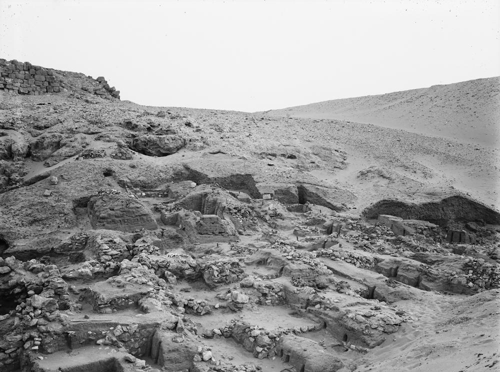 Wadi Cemetery (Reisner; north of W. Cem): Site: Giza; View: GW 16, GW 31, GW 32, GW 33, GW 34, GW 35, GW 36, GW 37, GW 38, GW 62, GW 63, GW 75