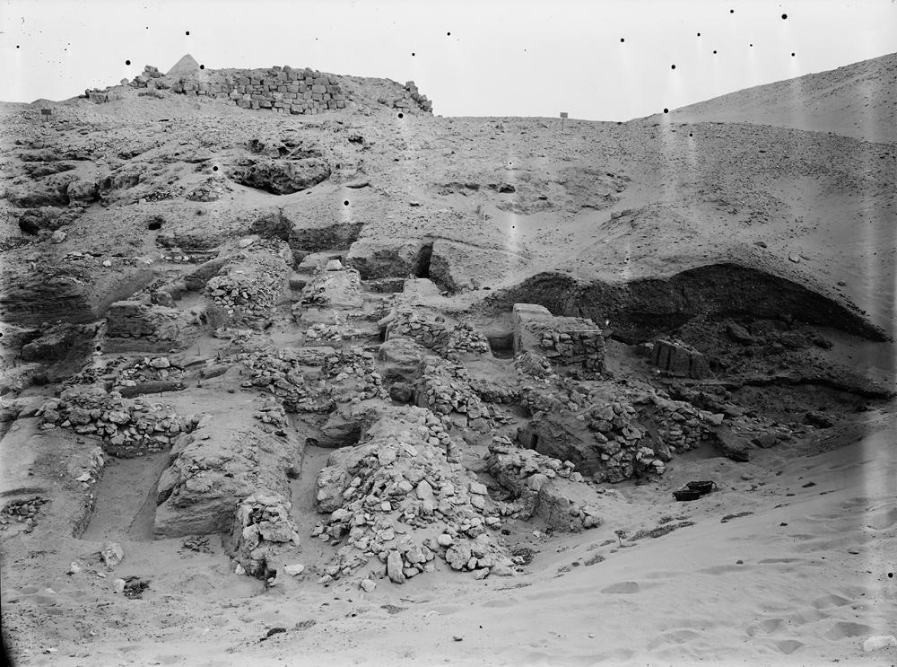 Wadi Cemetery (Reisner; north of W. Cem): Site: Giza; View: GW 16, GW 31, GW 32, GW 33, GW 34, GW 35, GW 39, GW 40, GW 41, GW 42, GW 43, GW 44, GW 57, GW 58, GW 59, GW 60, GW 62, GW 63, GW 75