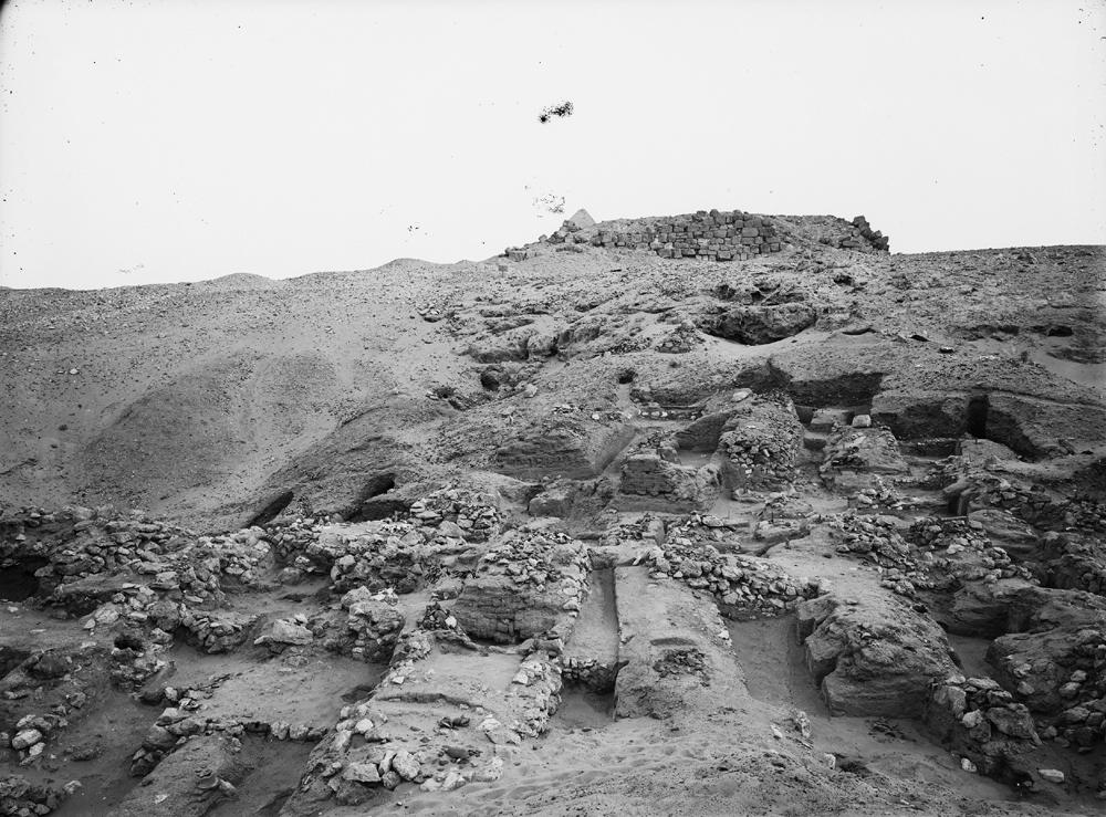 Wadi Cemetery (Reisner; north of W. Cem): Site: Giza; View: GW 16, GW 31, GW 32, GW 33, GW 34, GW 35, GW 36, GW 37, GW 38, GW 39, GW 40, GW 41, GW 42, GW 43, GW 44, GW 57, GW 58, GW 59, GW 60