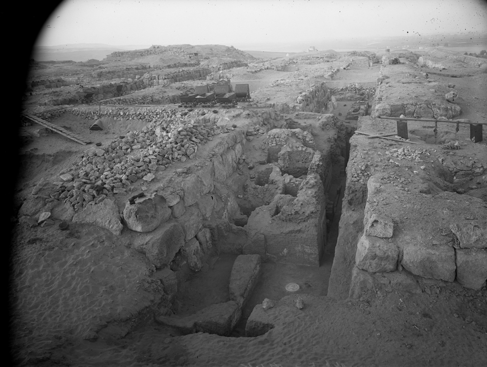 Western Cemetery: Site: Giza; View: G 4730, G 4630, G 4631