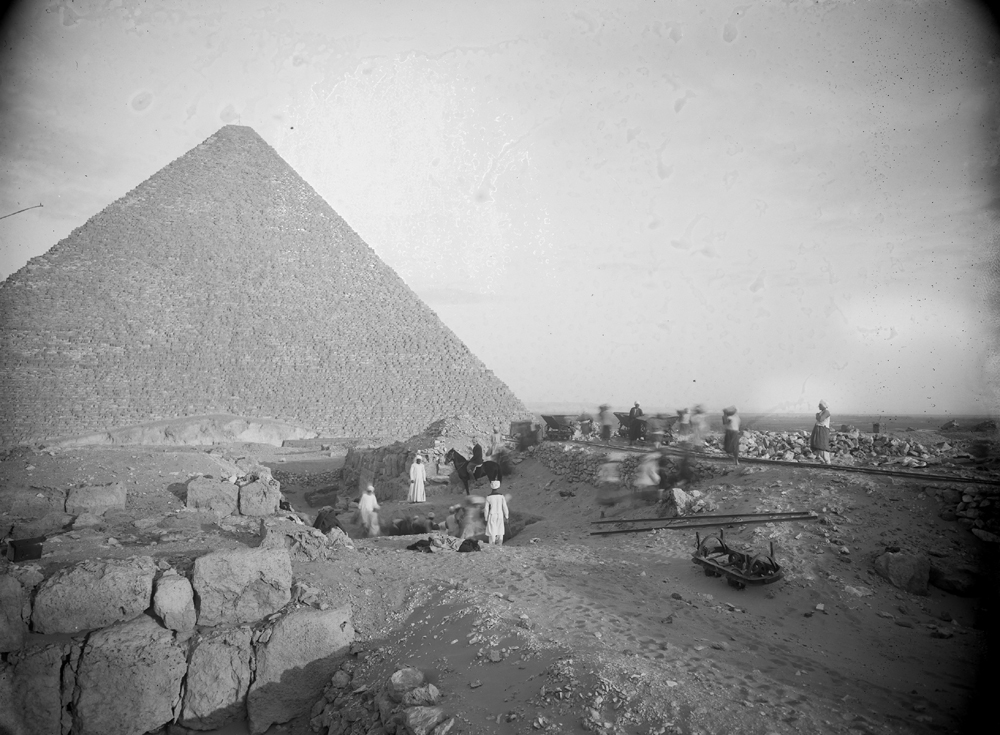 Western Cemetery: Site: Giza; View: G 4540, G 4530
