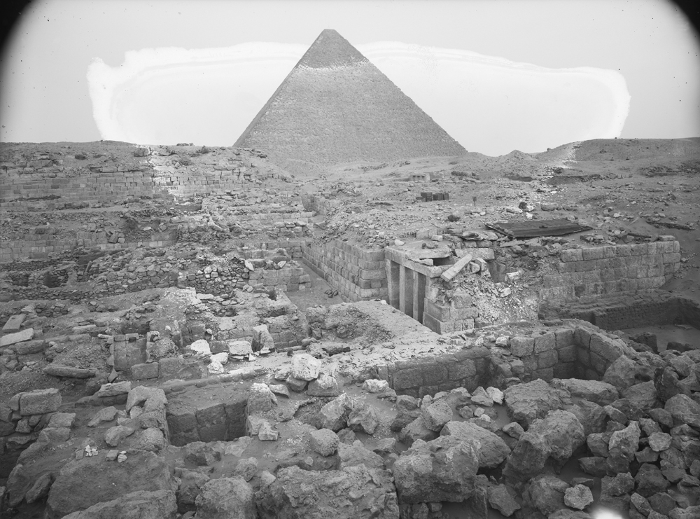 Western Cemetery: Site: Giza; View: G 1152, G 1151, G 1101, G 1201