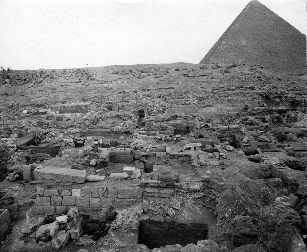 Western Cemetery: Site: Giza; View: G 1159