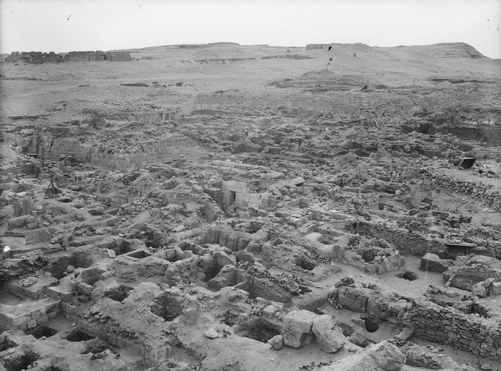 Western Cemetery: Site: Giza; View: G 1054, G 1055, G 1058, G 1065, G 1063, G 1061