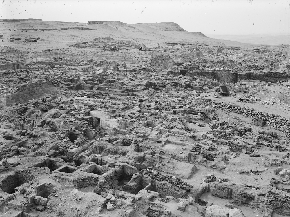 Western Cemetery: Site: Giza; View: G 1060, G 1061, G 1074, G 1072