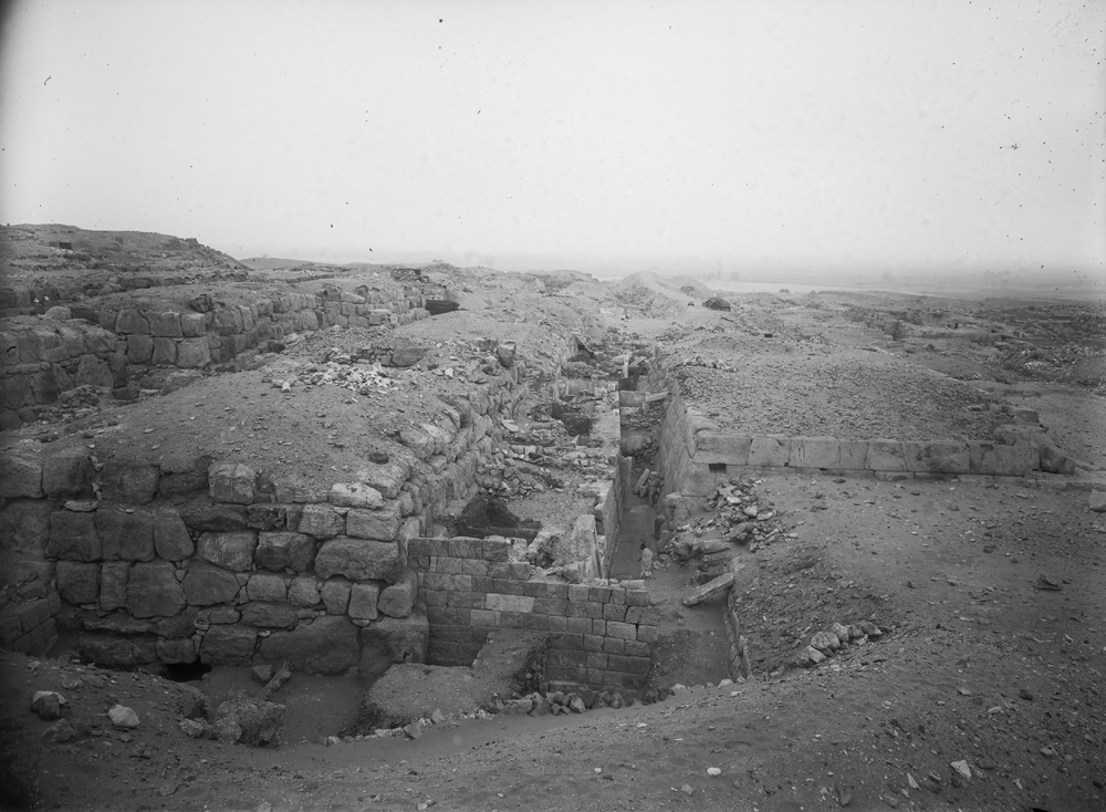 Western Cemetery: Site: Giza; View: G 4830, G 4833, G 4832