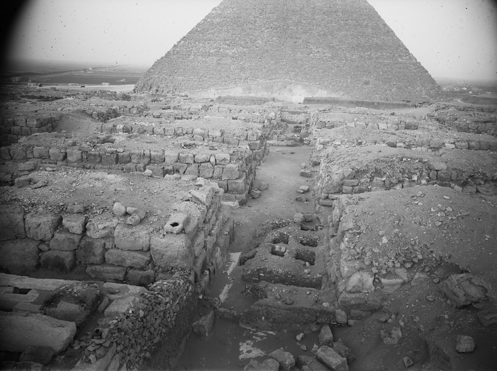 Western Cemetery: Site: Giza; View: G 4330, G 4340, G 4333