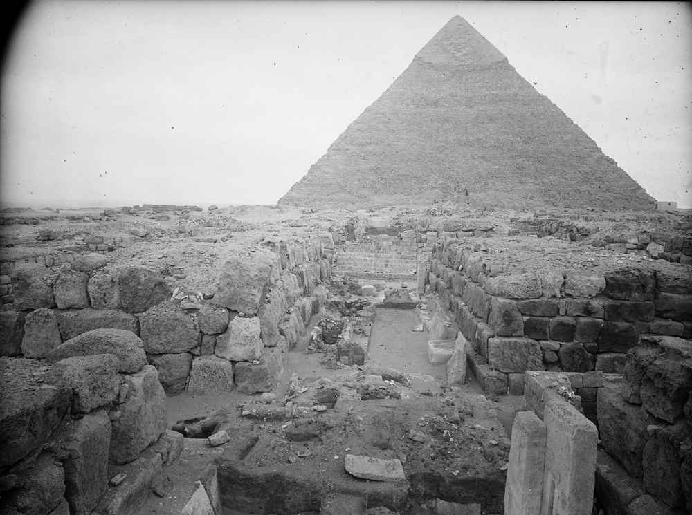 Western Cemetery: Site: Giza; View: G 4740, G 4640, G 4643, G 4642, G 4750, G 4650