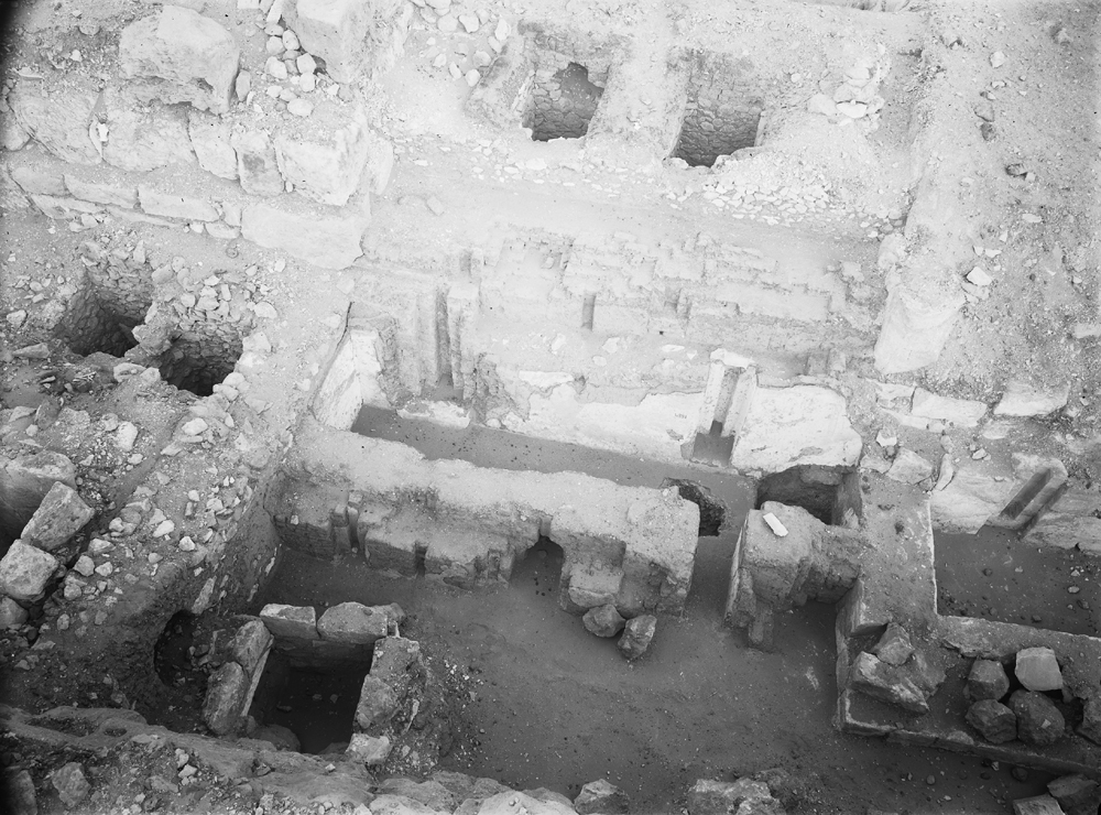 Western Cemetery: Site: Giza; View: G 4831, G 4832