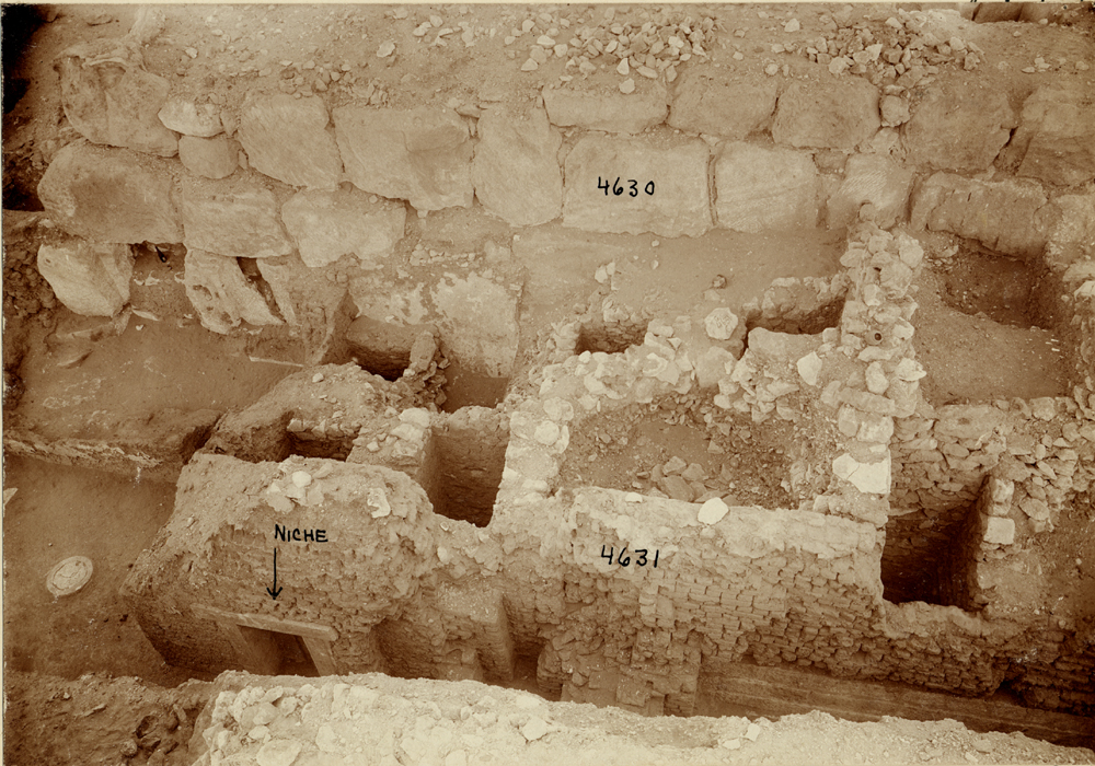 Western Cemetery: Site: Giza; View: G 4631, G 4630
