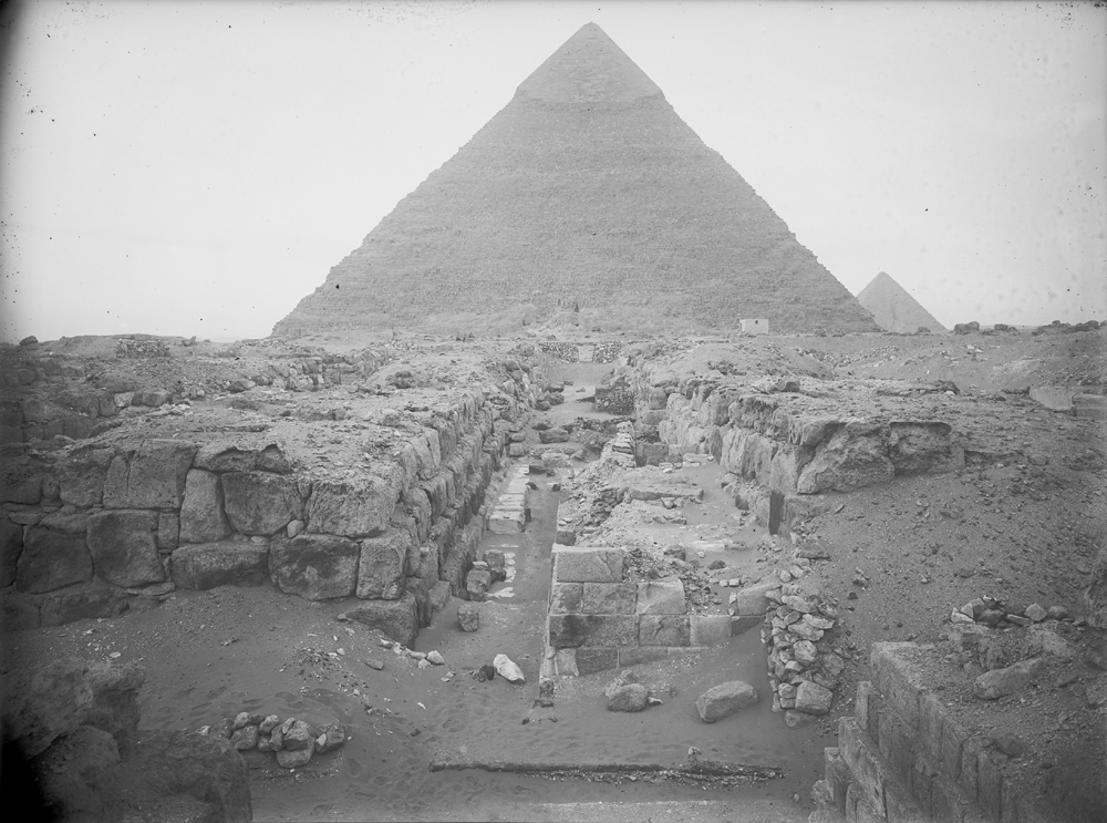 Western Cemetery: Site: Giza; View: G 4340, G 4440, G 4341