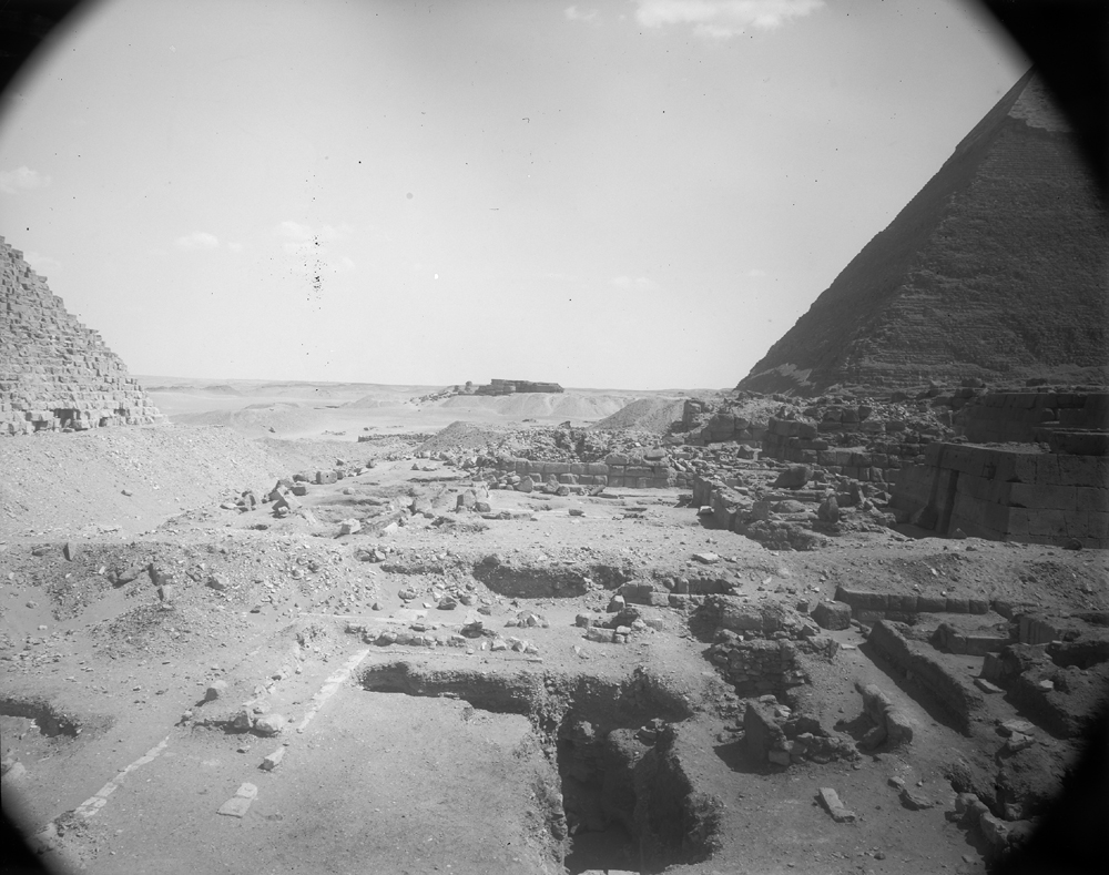 Western Cemetery: Site: Giza; View: G 5230, G 5330