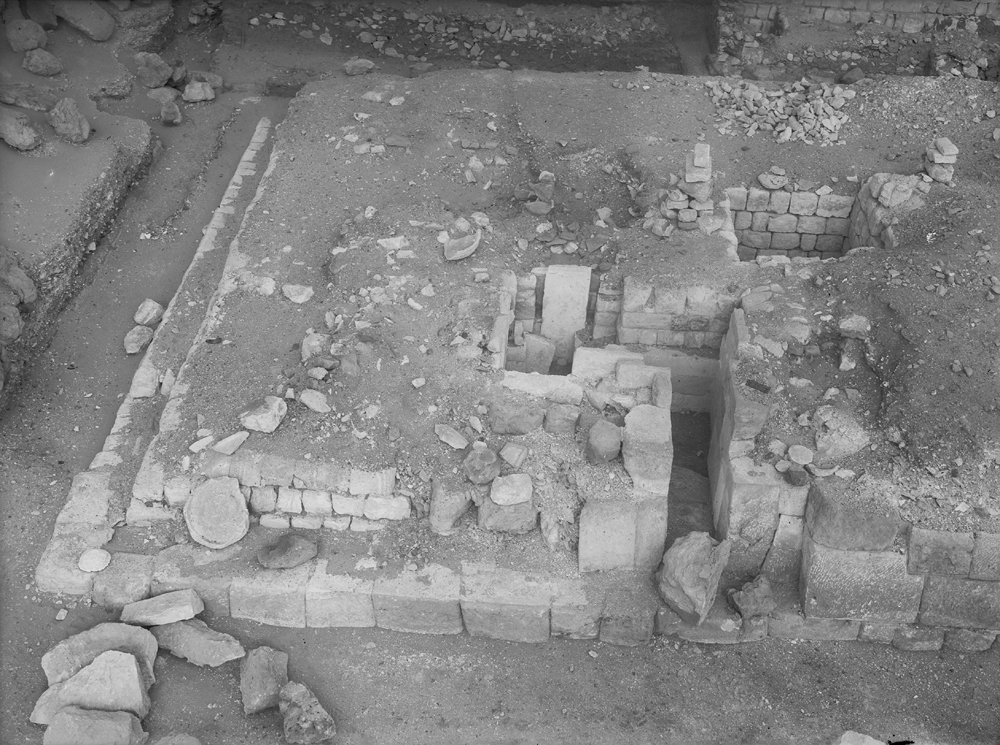 Western Cemetery: Site: Giza; View: G 5010