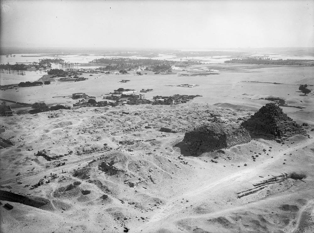 Eastern Cemetery: Site: Giza; View: G I-a, G I-b, G I-c