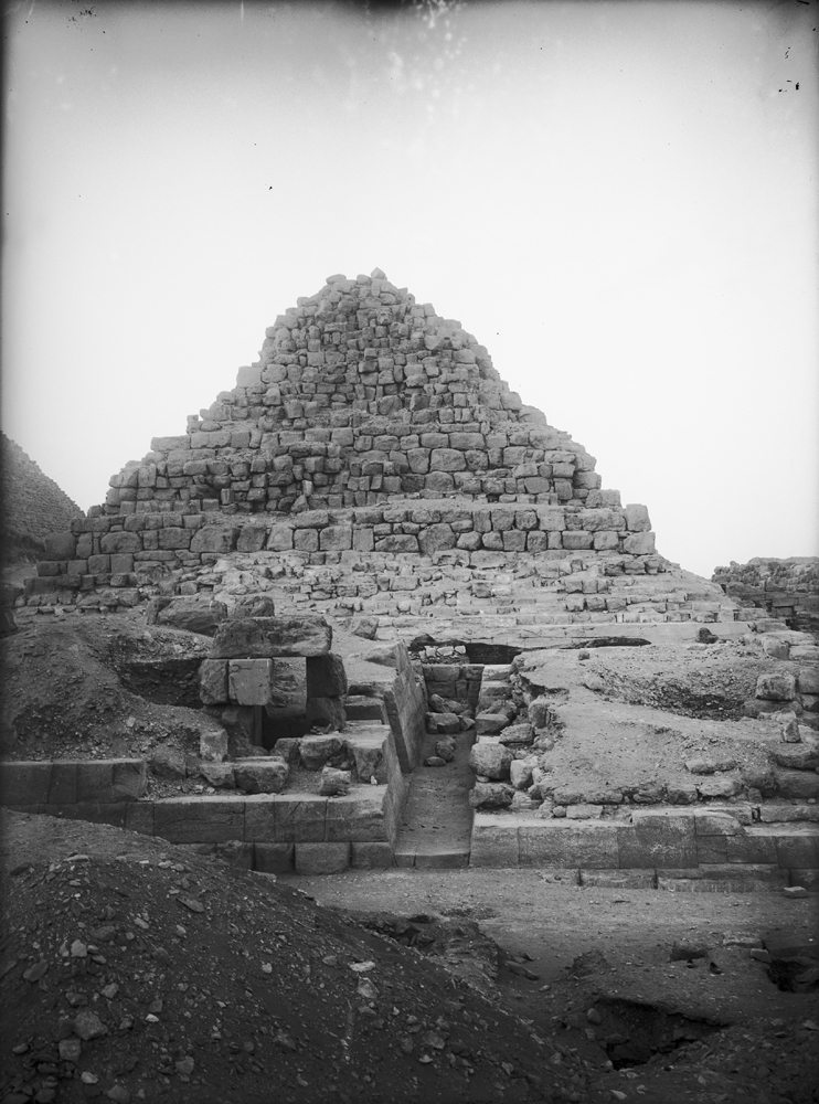 Eastern Cemetery: Site: Giza; View: G 7060, G I-c, G 7050
