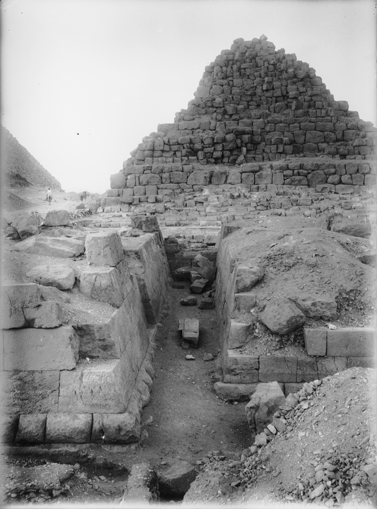 Eastern Cemetery: Site: Giza; View: G 7070, G 7060, G I-c