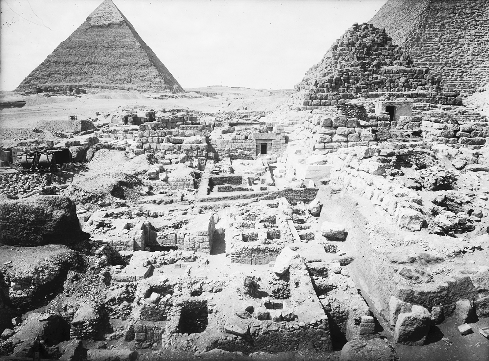 Eastern Cemetery: Site: Giza; View: G 7241, G 7244+7246, G 7243, G 7245, G 7247, G 7248, G 7142, G 7143, G 7150