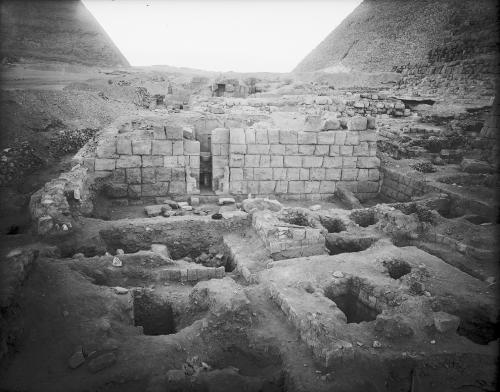 Eastern Cemetery: Site: Giza; View: G 7152, G 7169, G 7159, G 7173, G 7148+7149