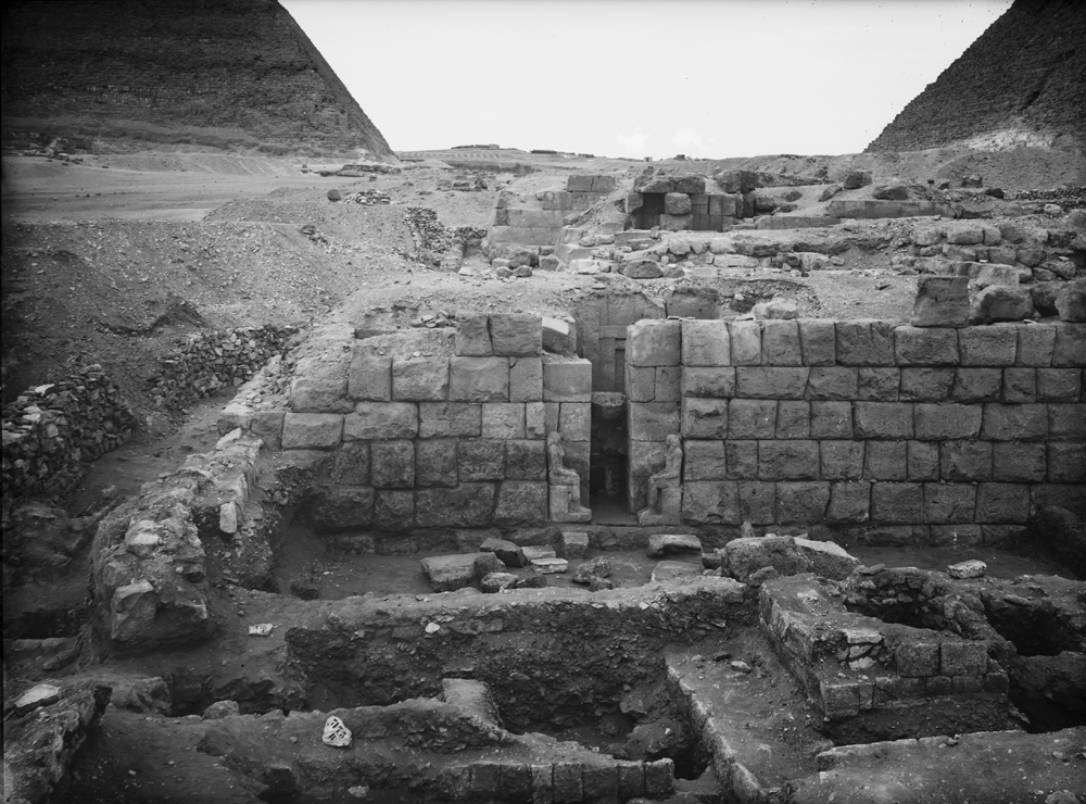 Eastern Cemetery: Site: Giza; View: G 7152, G 7173, G 7148+7149