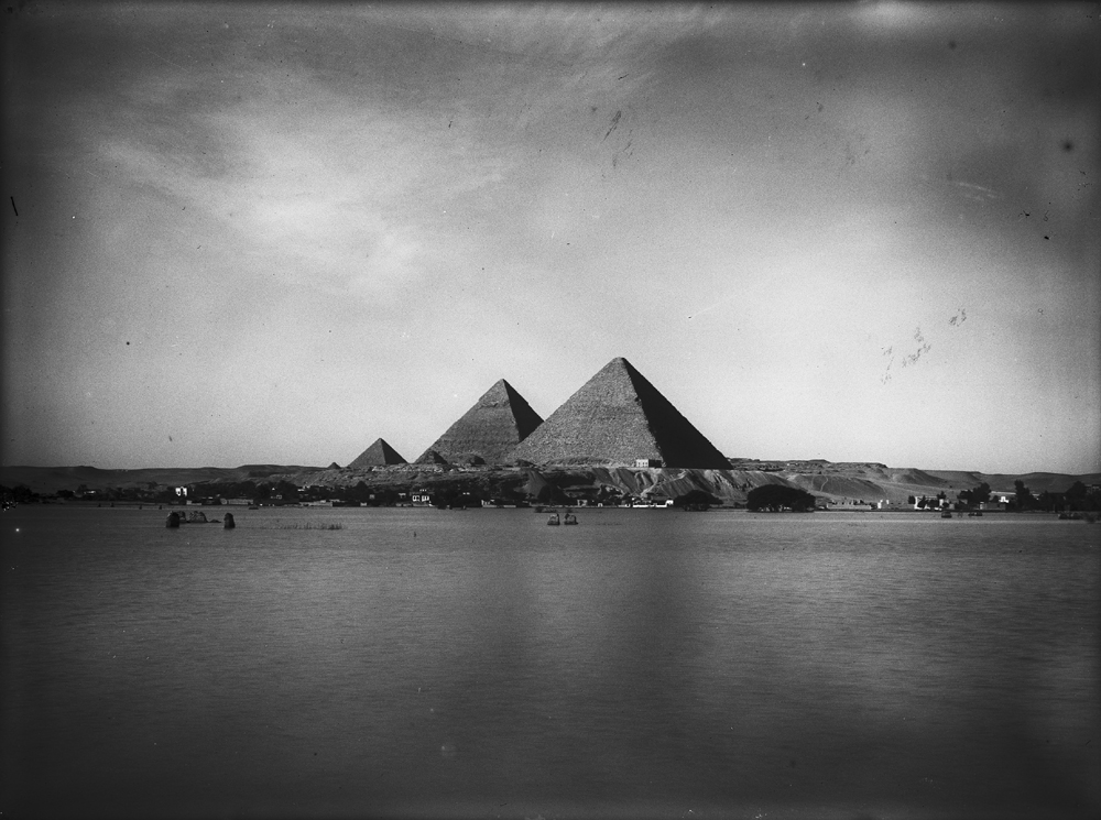 General view: Site: Giza; View: Giza