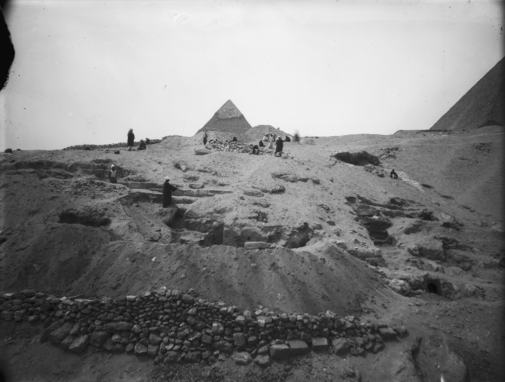 Eastern Cemetery: Site: Giza; View: G 7901