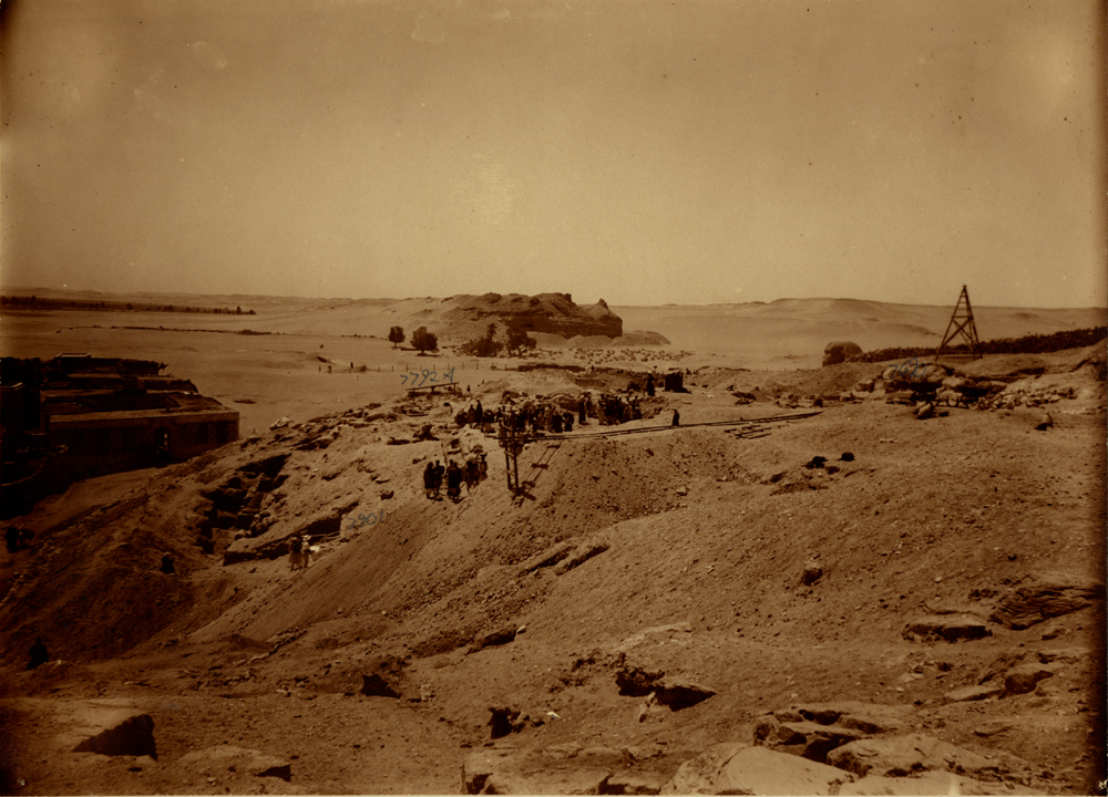 Eastern Cemetery: Site: Giza; View: G 7901, G 7792