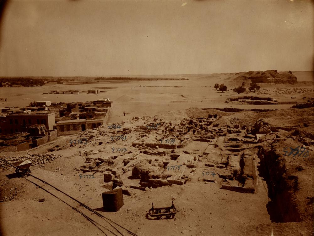 Eastern Cemetery: Site: Giza; View: G 7690, G 7772, G 7773, G 7774, G 7775, G 7779, G 7781, G 7783, G 7784, G 7785