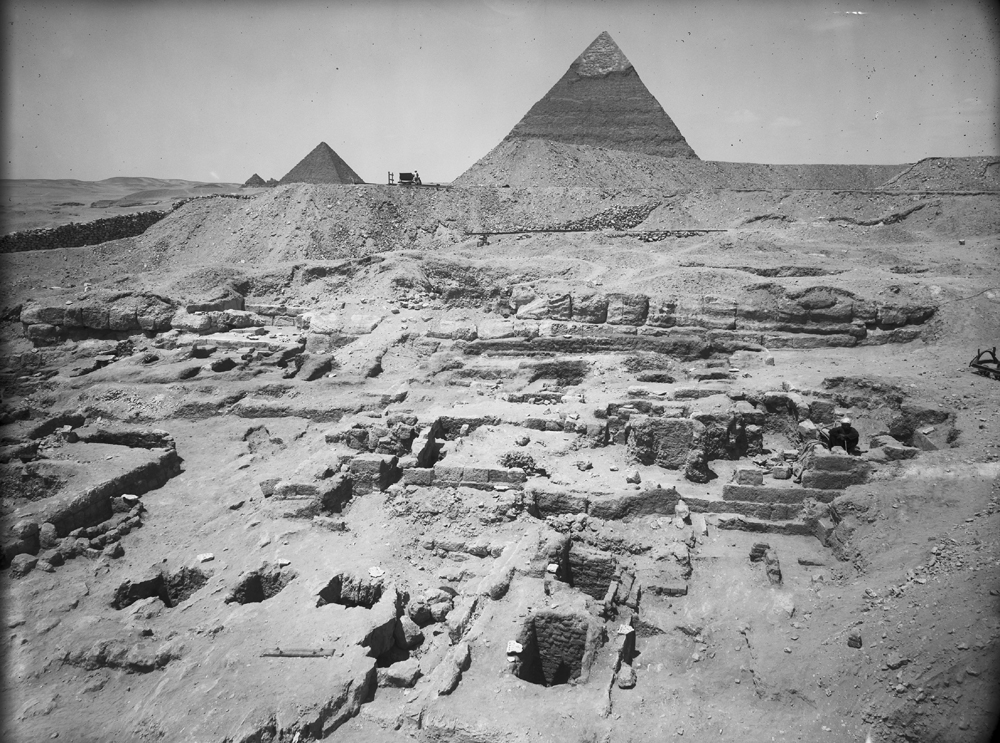 Eastern Cemetery: Site: Giza; View: G 7690, G 7772, G 7773, G 7774, G 7775, G 7779