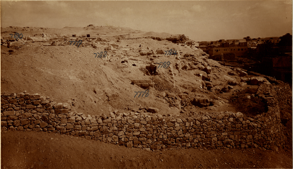 Eastern Cemetery: Site: Giza; View: G 7778, G 7779, G 7784, G 7788, G 7789, G 7690