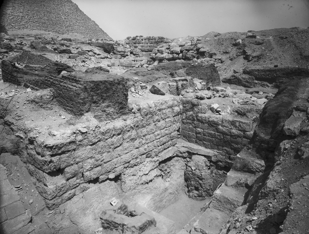 Eastern Cemetery: Site: Giza; View: G 7520, G 7524