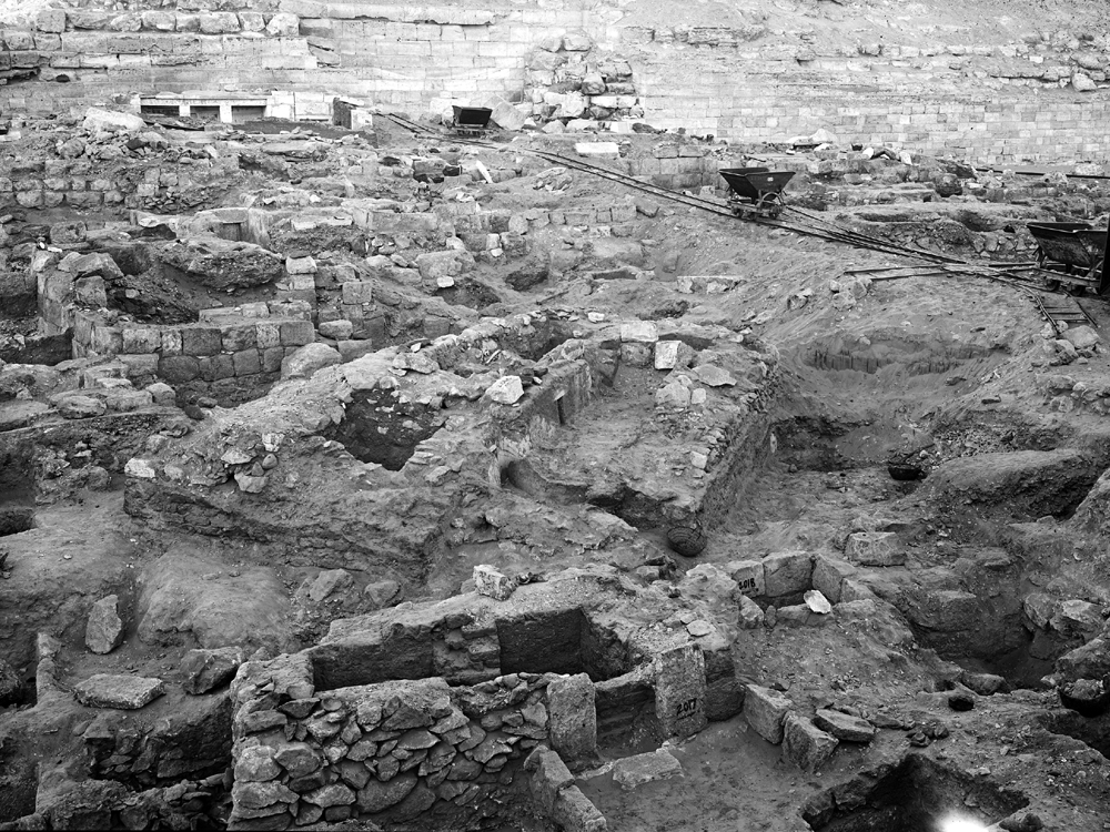 Western Cemetery: Site: Giza; View: G 2017, G 2024, G 2016