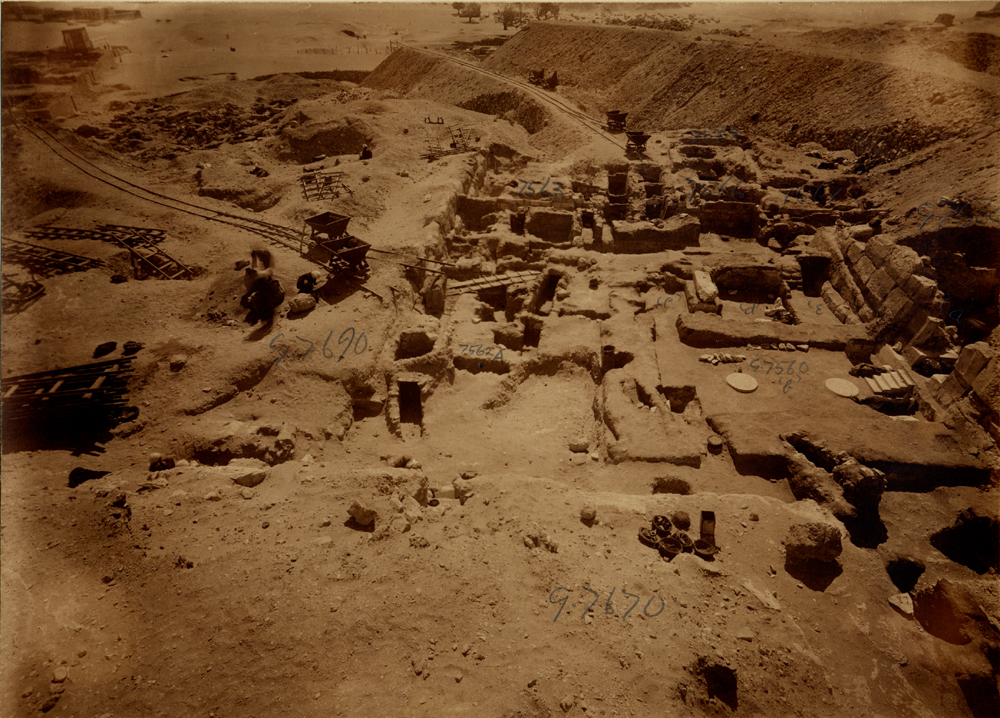 Eastern Cemetery: Site: Giza; View: G 7560, G 7690, G 7670, G 7562, G 7563, G 7566, G 7567, G 7568