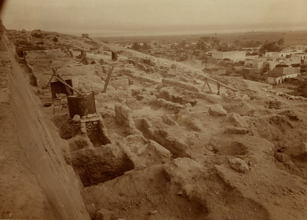 Eastern Cemetery: Site: Giza; View: street G 7700, G 7752, G 7766, G 7765, G 7760