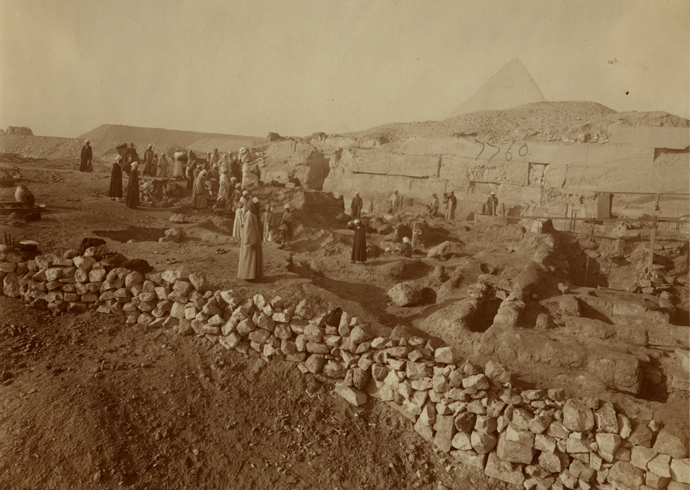 Eastern Cemetery: Site: Giza; View: street G 7700, G 7766, G 7760