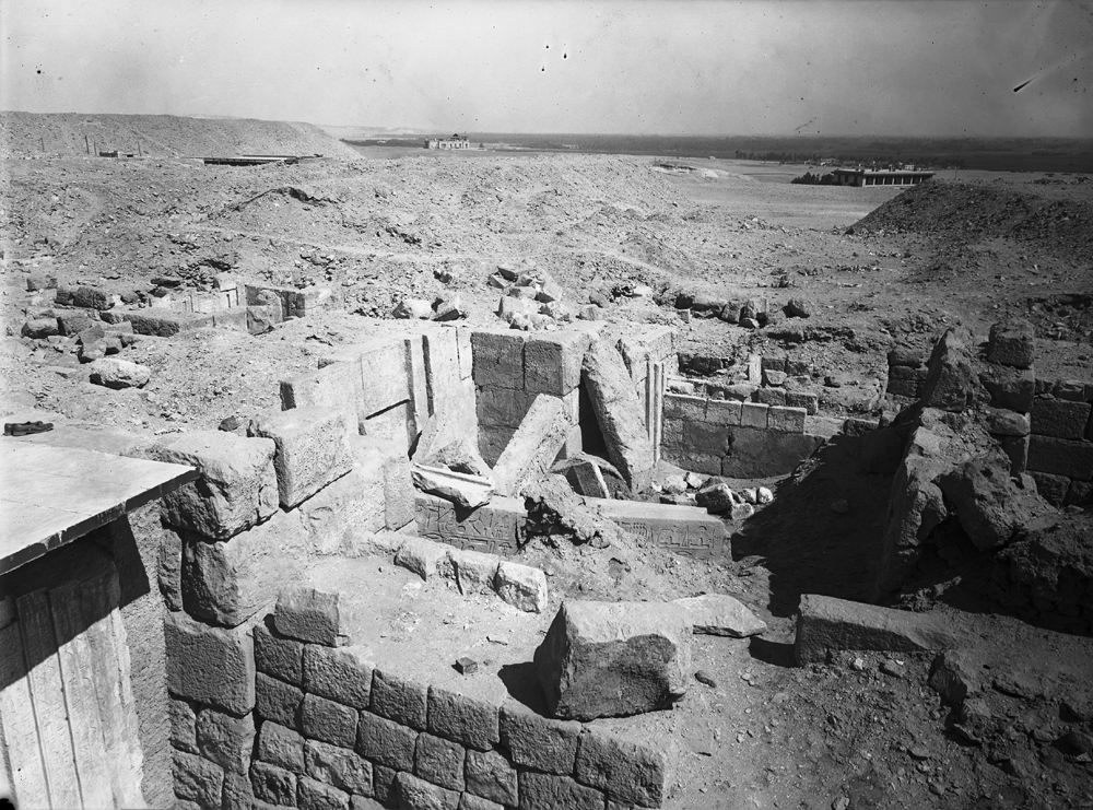 Western Cemetery: Site: Giza; View: G 2375, G 2375a