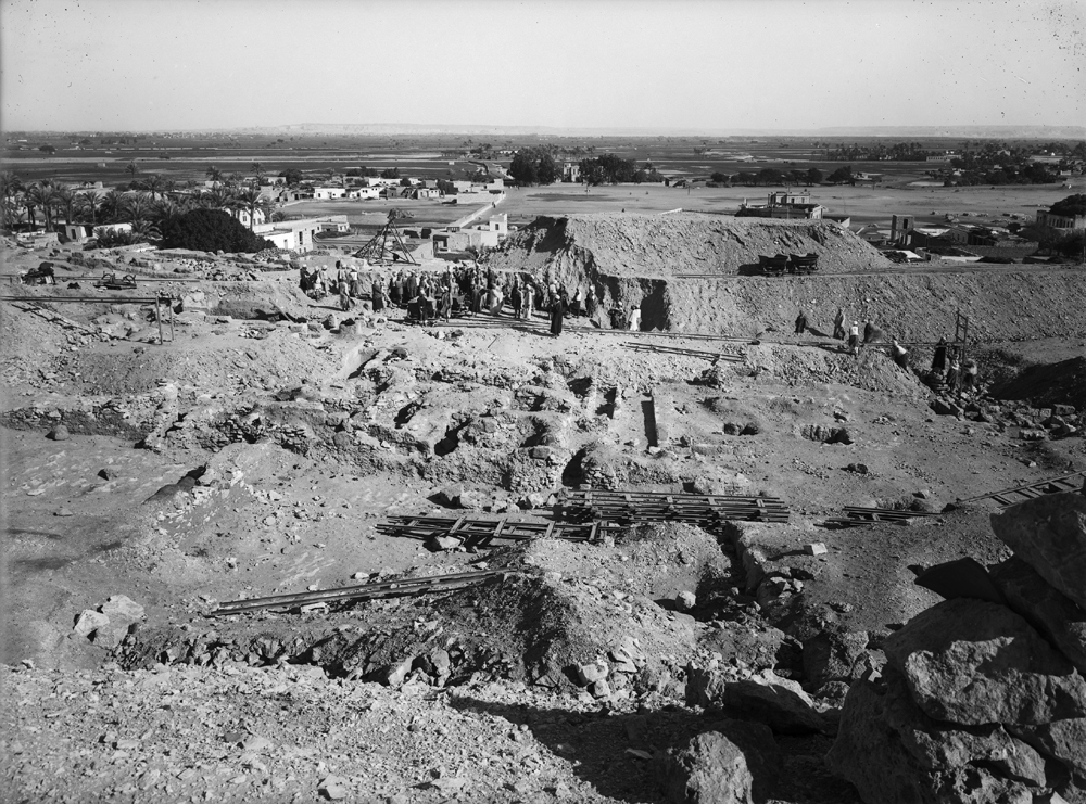 Eastern Cemetery: Site: Giza; View: G 7913, G 7917, G 7915