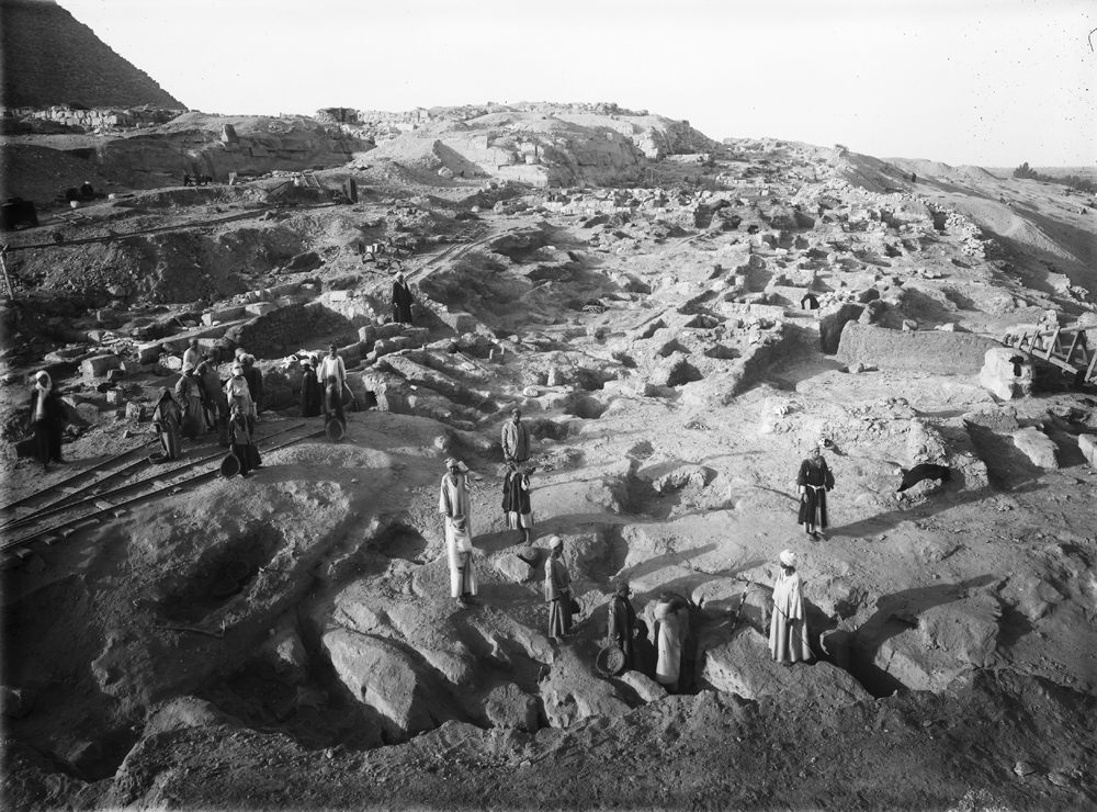Eastern Cemetery: Site: Giza; View: G 7777, G 7918, G 7944, G 7941, G 7942, G 7940, G 7943, G 7936, G 7937, G 7769, G 7760, G 7660