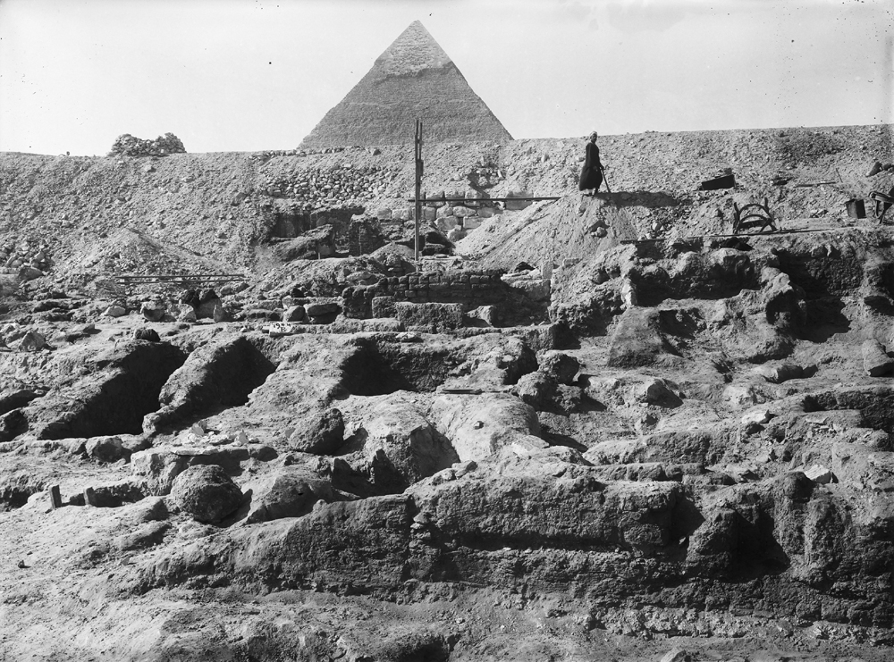 Eastern Cemetery: Site: Giza; View: G 7944, G 7670