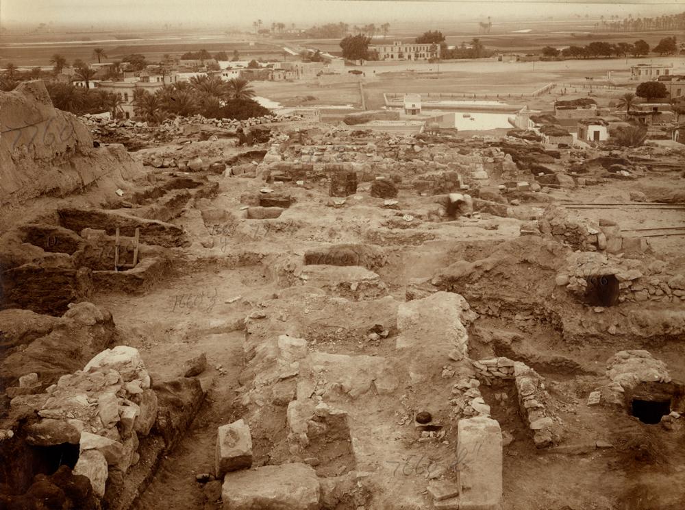 Western Cemetery: Site: Giza; View: G 7760, G 7660, G 7000 SE 162, G 7000 SE 166, G 7795, G 7924, G 7923
