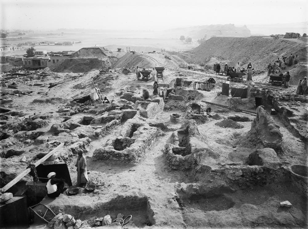 Western Cemetery: Site: Giza; View: G 7924, G 7795, G 7796, G 7000 SE 170, G 7794, G 7793, G 7000 SE 167, G 7660