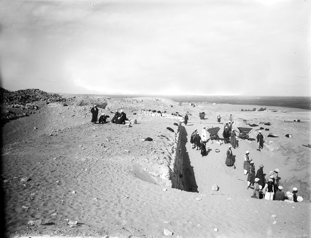 Western Cemetery: Site: Giza; View: G 2160, G 2180