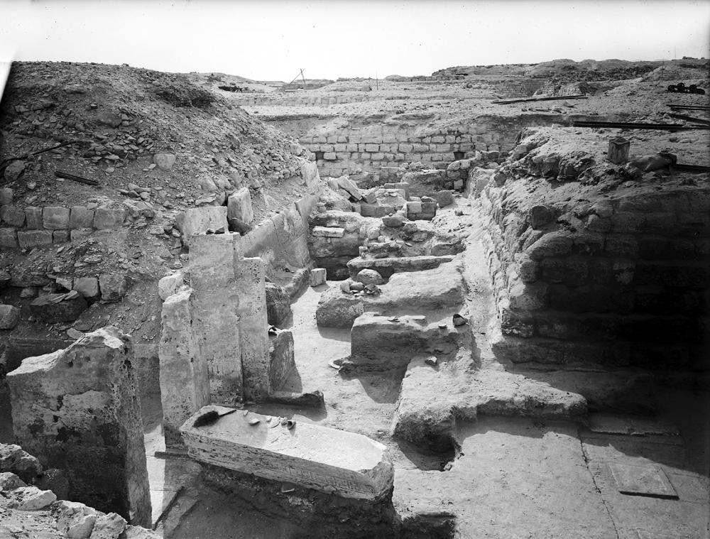 Western Cemetery: Site: Giza; View: G 2190 = G 5090, G 2200 = G 5080, G 2201