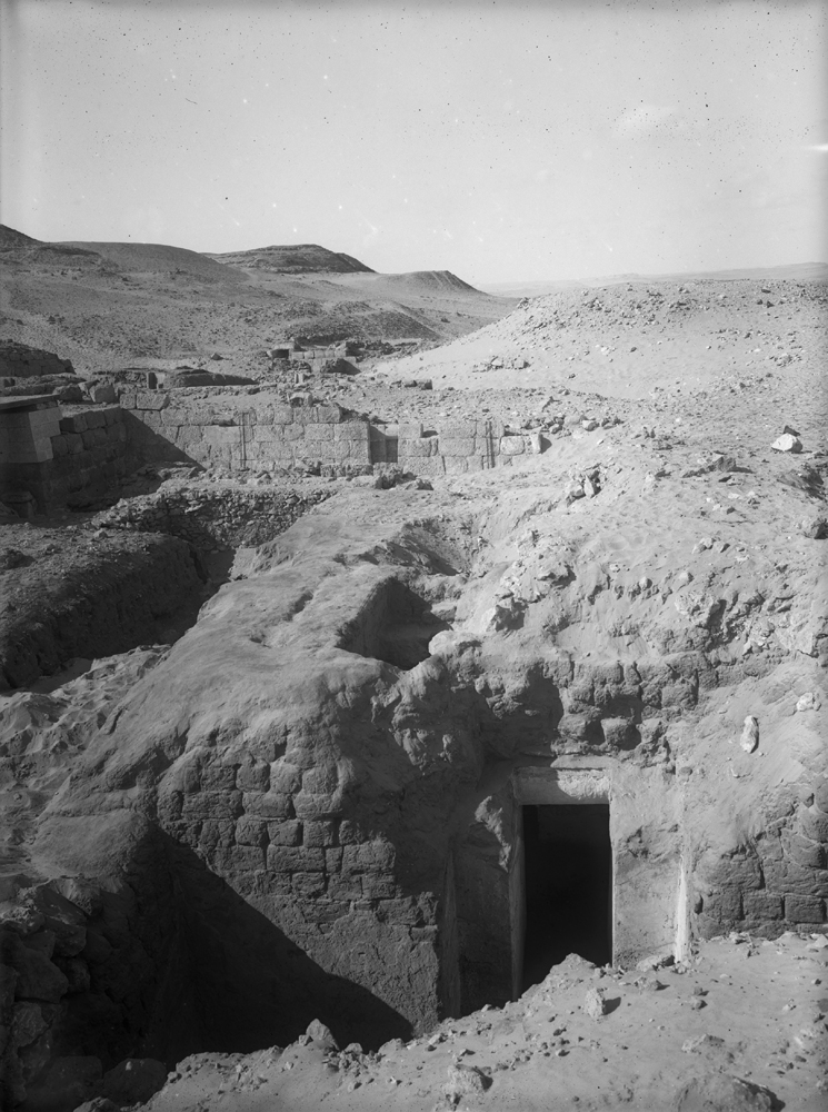 Western Cemetery: Site: Giza; View: G 1457